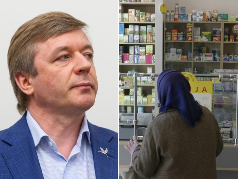 R. Karbauskis užsispyręs dėl valstybinių vaistinių: sprendimą įgyvendinsime
