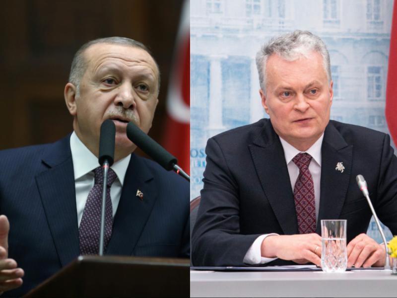 G. Nausėda nori įtikinti Turkijos vadovą dėl Baltijos šalių gynybos plano