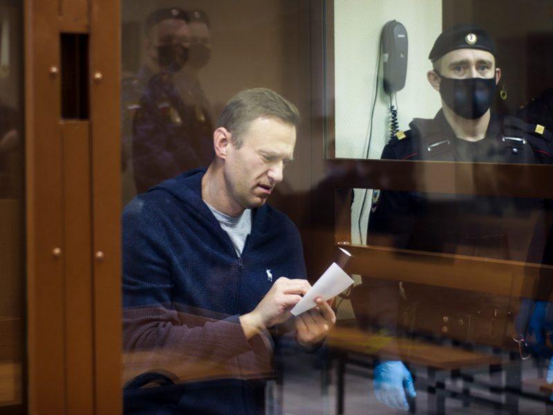 A. Navalno gynyba kreipėsi į Europos Tarybos Ministrų komitetą