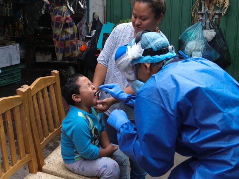 Meksikoje antrą parą fiksuotas rekordinis naujų COVID-19 atvejų skaičius