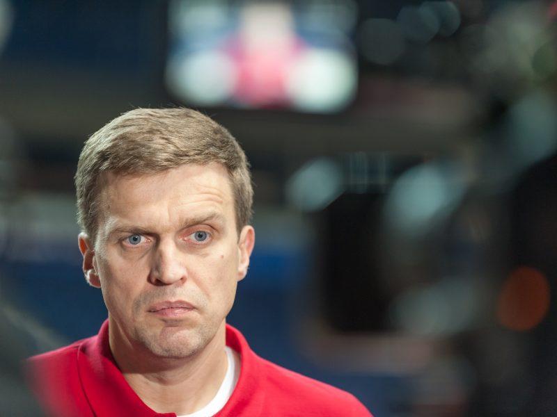 Lietuvos krepšinio rinktinės kryžkelė