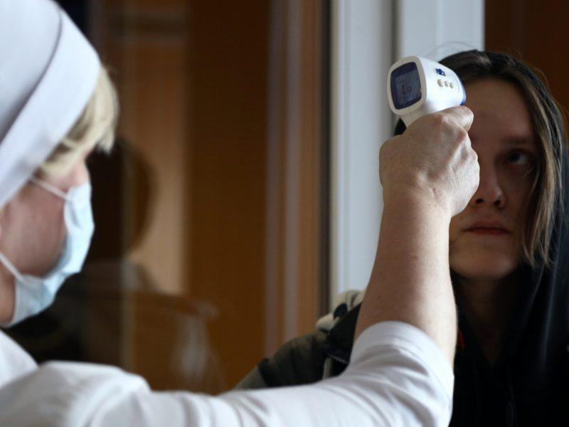 Vilnius karščiavimo kliniką planuoja atidaryti Lazdynų poliklinikoje