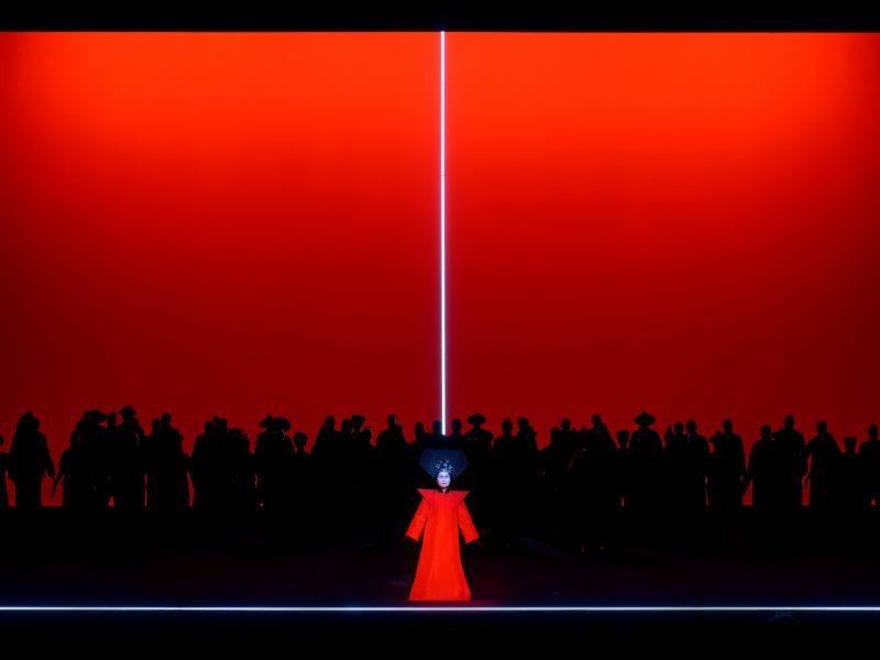 """Opera """"Turandot"""": šiuolaikinė pasaka suaugusiesiems"""