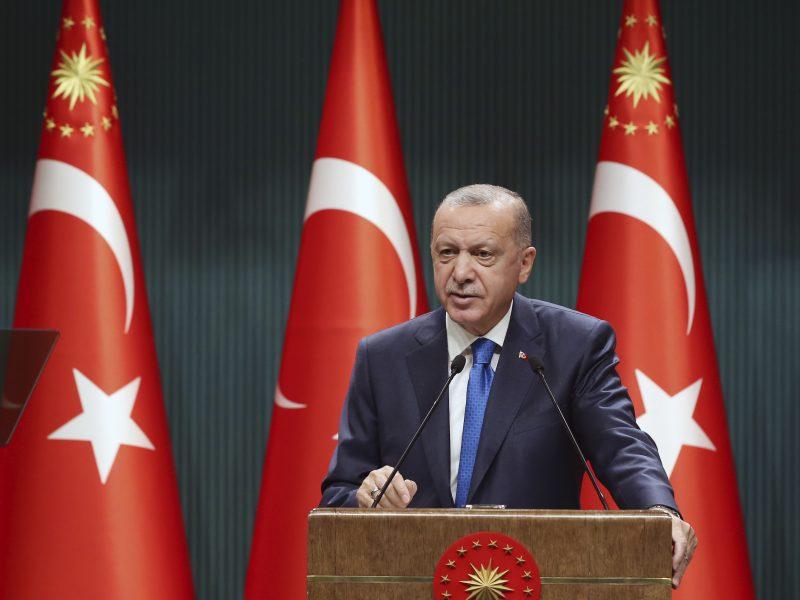 Viduržemio regiono šalių lyderiai pasirengę paremti ES sankcijas Turkijai