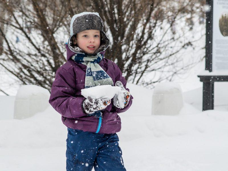 Orai: žiema dar nepasiduoda – pažers sniego