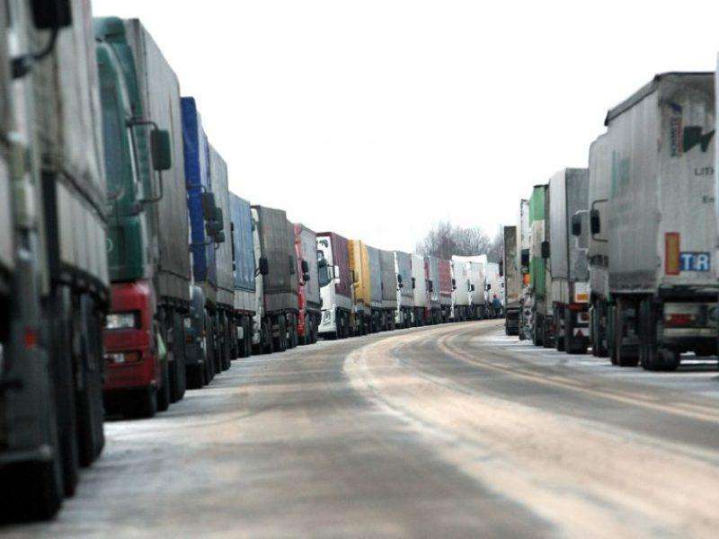 """""""Linava"""": vežėjai prašo nedidinti kelių mokesčio prieš tai nepritaikius kelių infrastruktūros"""