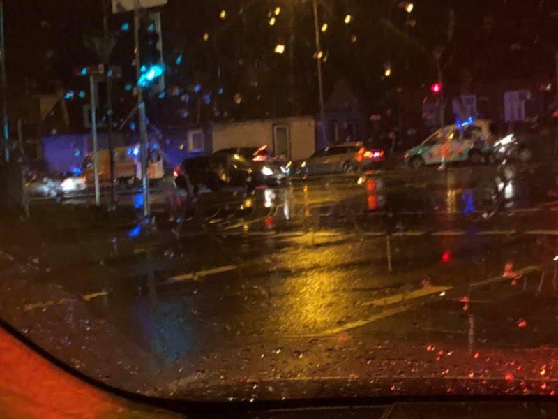 Į medikų rankas perduotas Vilniuje automobilio partrenktas pėsčiasis