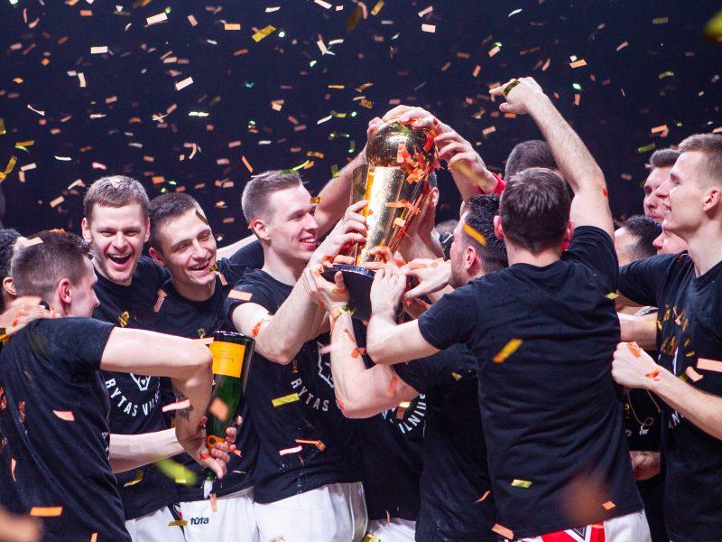 LKL išsirinko miestą KMT finaliniam turnyrui