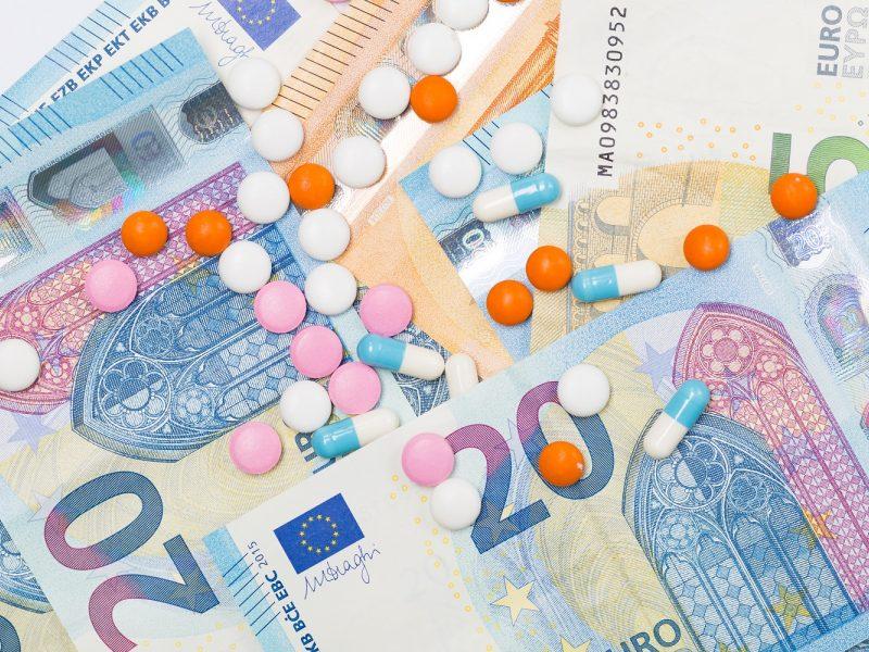 Mažeikiškis bus teisiamas už kito žmogaus vertimą prekiauti narkotinėmis medžiagomis