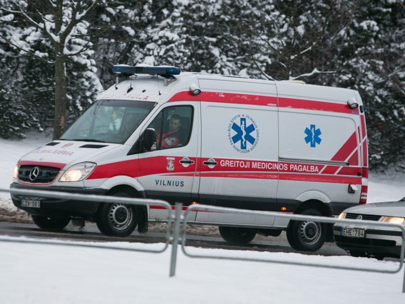 Eismo įvykių apžvalga: per savaitę vienas žmogus žuvo, 25 – sužeisti