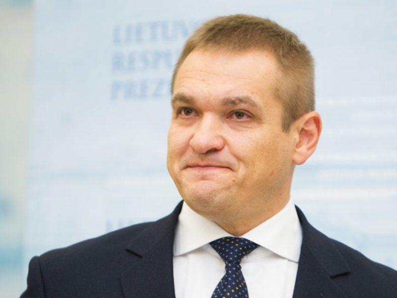 """E. Misiūnas: prezidentūroje nebuvo jokių rimtesnių diskusijų apie """"politinį atšalimą"""""""