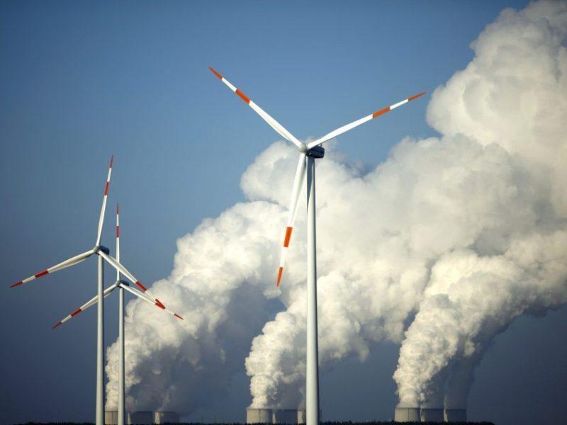 Pritarta išvadai dėl jūrinio vėjo energetikos Baltijos jūroje