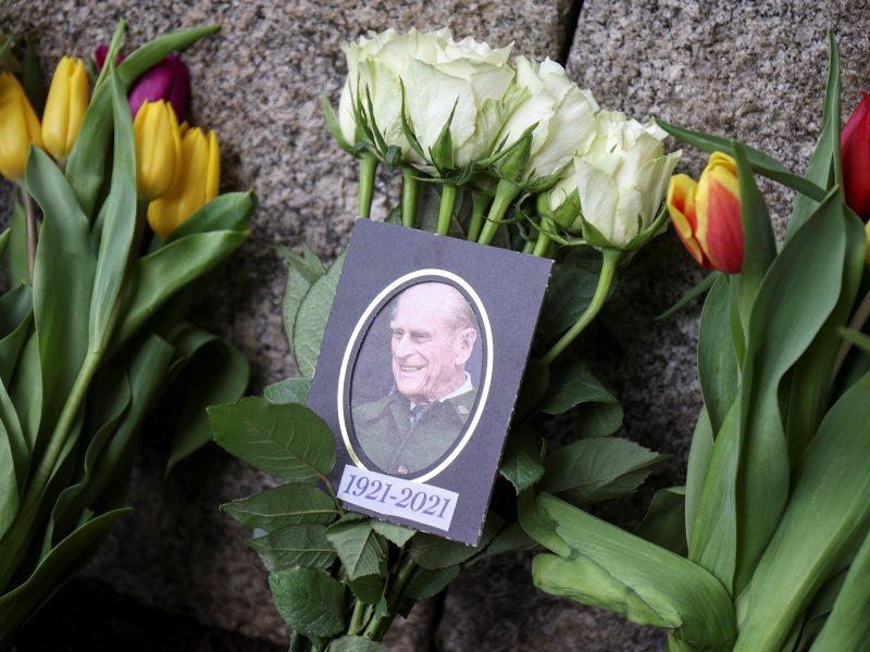JK sausumos, jūrų ir oro pajėgos ruošiasi princo Philipo laidotuvėms