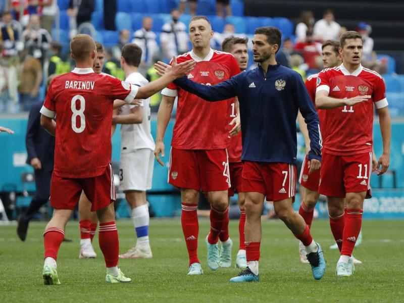 Euro 2020: Rusija-Suomija 1:0