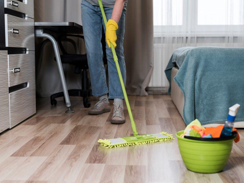 Pataria, kaip valyti namus ir kokias priemones naudoti