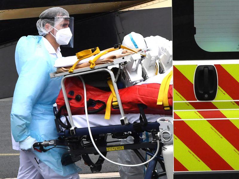 Per šaudymą prie Paryžiaus ligoninės žuvo vienas žmogus, dar vienas sužeistas