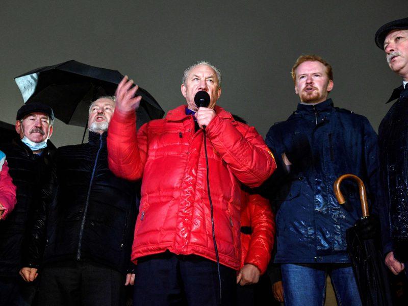 Rusija po balsavimo: stabilumas – tik iliuzija?