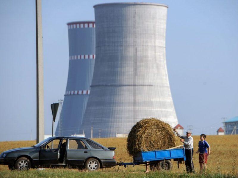 Prezidento patarėjas: siekiame didesnio ES įsitraukimo į Astravo AE problematiką