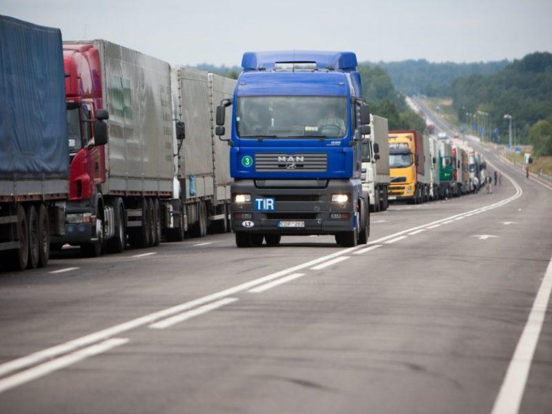 R. Austinskas: vežėjai iš valstybės reikalauja nuostolių kompensacijos