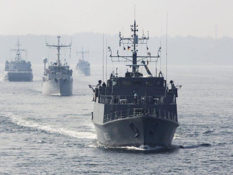 Klaipėdos uoste lankysis NATO priešmininių laivų grupė