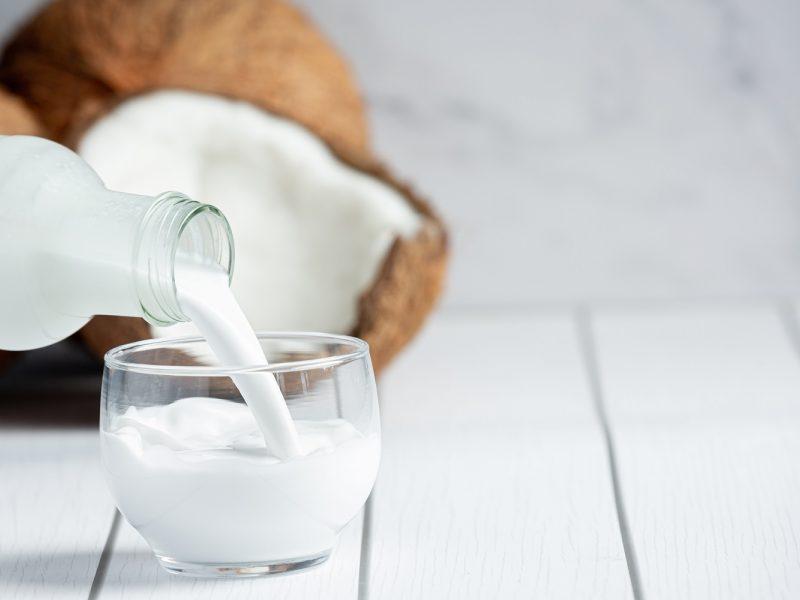 ŽŪM: vidutinės natūralaus pieno supirkimo kainos per metus padidėjo 3,3 proc.