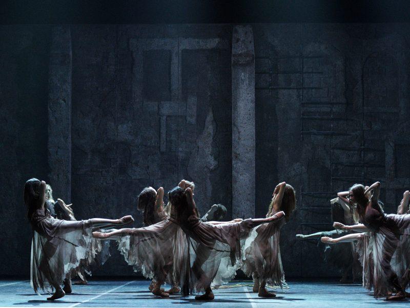 """Festivalis """"Naujasis Baltijos šokis"""" virto filmais"""