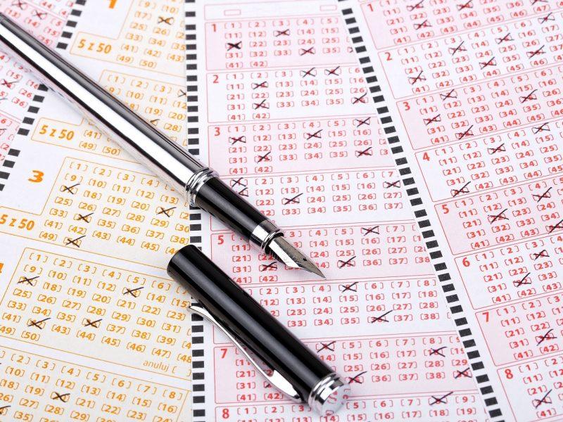 Lošimų, loterijų verslo atstovai reiškia apmaudą dėl sektoriui mesto šešėlio