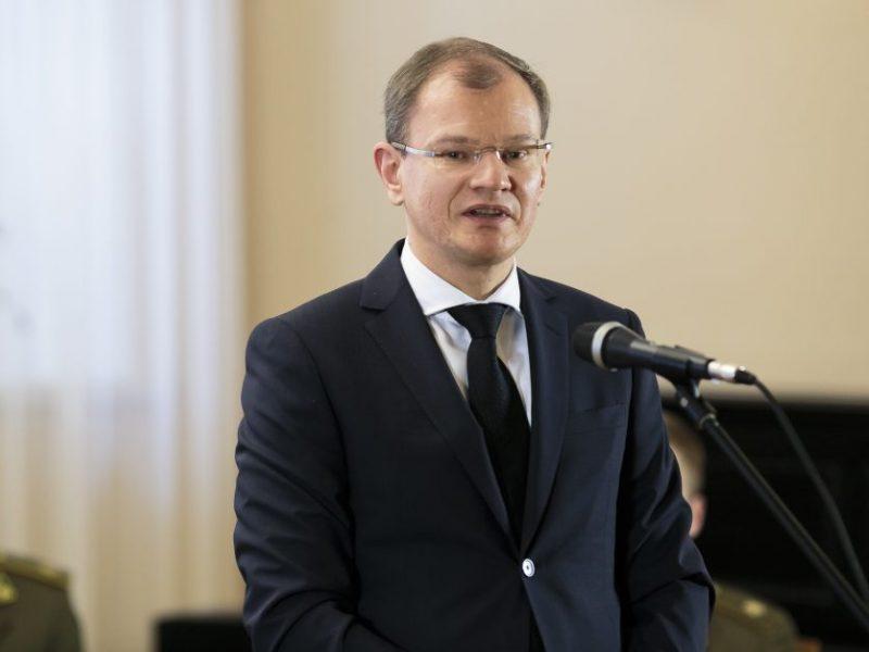 Viceministras: Lietuva turi aktyvinti veiksmus dėl Astravo AE saugumo