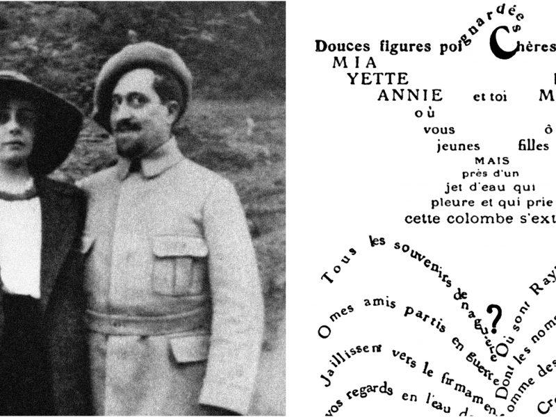 Legendinio G. Apollinaire poezija: naujumo esmė – nuostaba