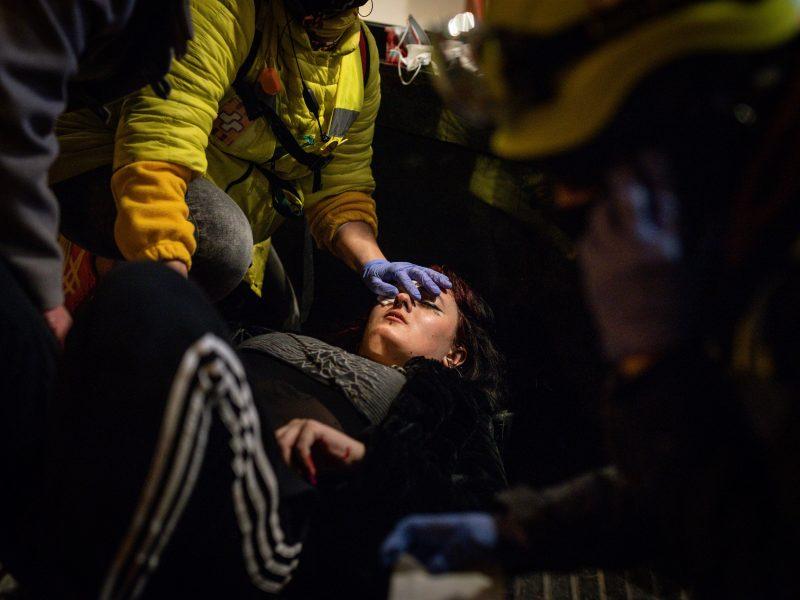 Ispanijoje kilus protestams po reperio suėmimo sulaikyta 14 žmonių, 33 sužeisti
