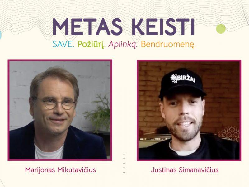 """J. Simanavičius: """"Biržai gali būti vadinami Lietuvos Maldyvais"""""""