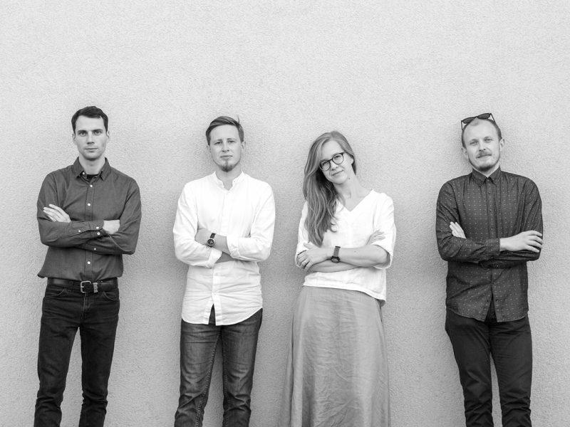 Jaunų architektų užklasinė veikla virto sėkmingu verslu