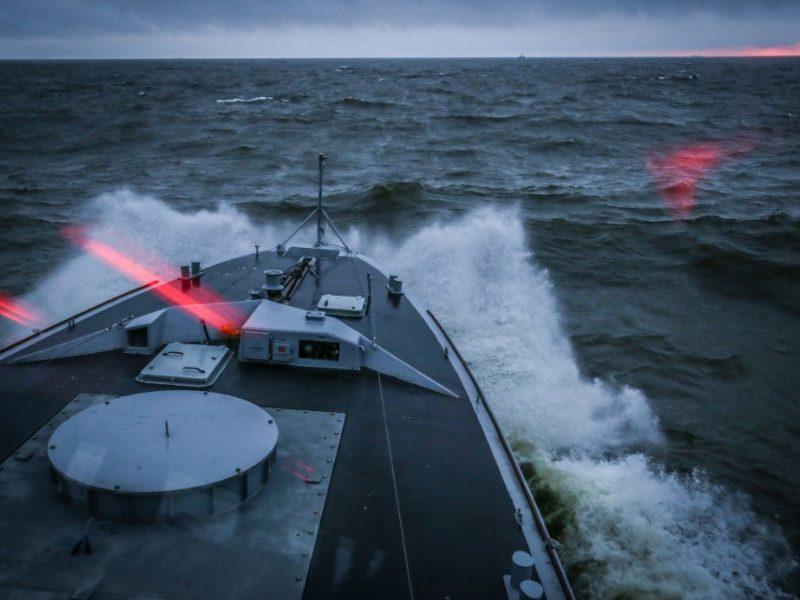 Lietuvos kariuomenės laivui pirkti – pasiūlymai iš septynių laivų statybos bendrovių