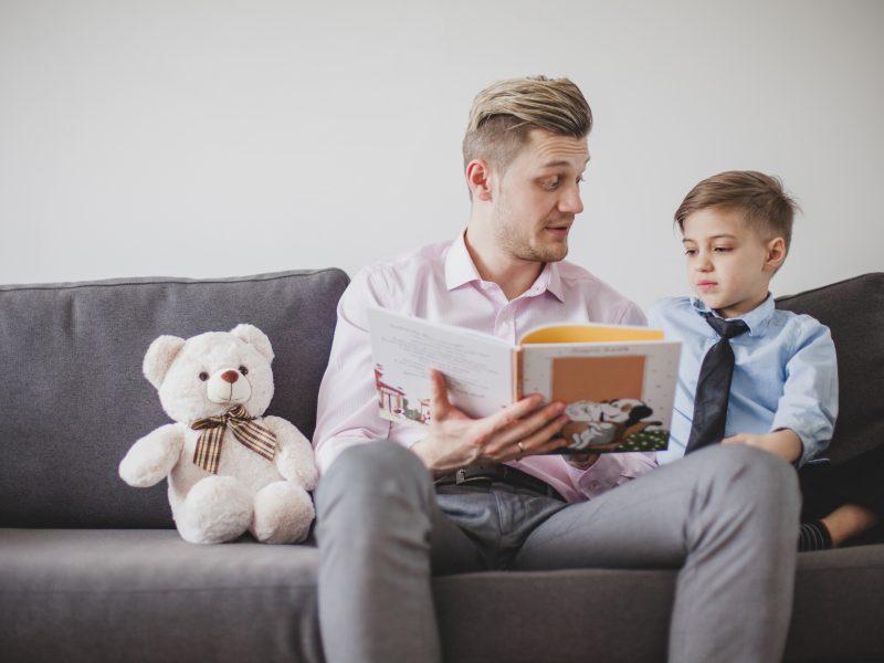 Vaikams kalba – vis sunkiau įveikiama