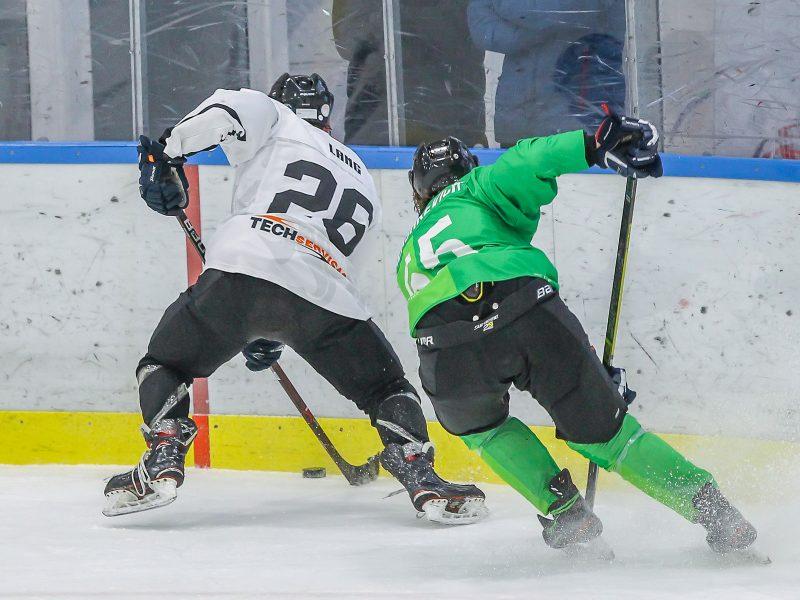 """LLRČ 1/2 finalo: """"Kaunas Hockey"""" – """"Baltų ainiai"""" 8:4"""