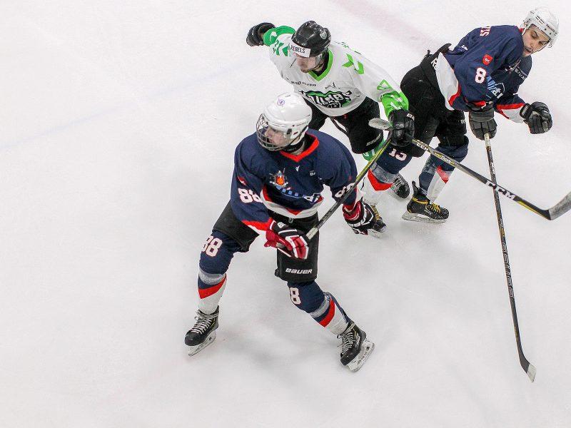 "L. ritulys: ""B.ainiai-Klaipėda"" – ""Kaunas Hockey"" 4:5"
