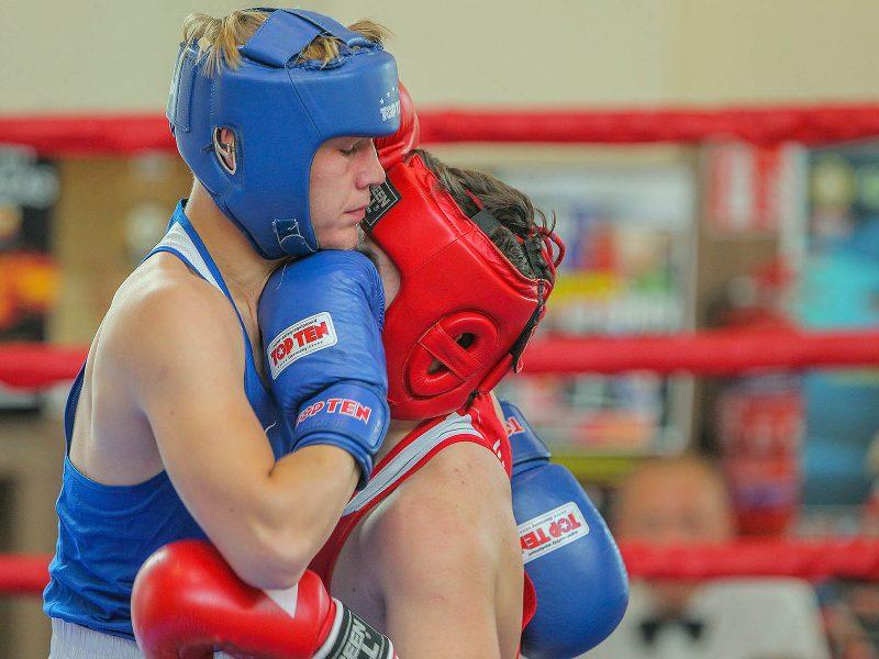 Tarptautinis bokso turnyras V.Buikai atminti