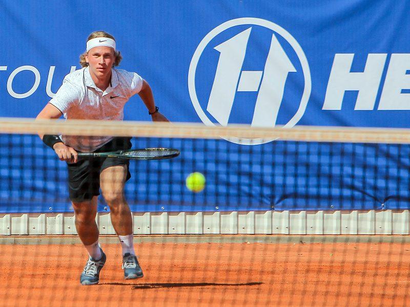 """""""Hegelmann Tennis Tour"""" turnyras"""