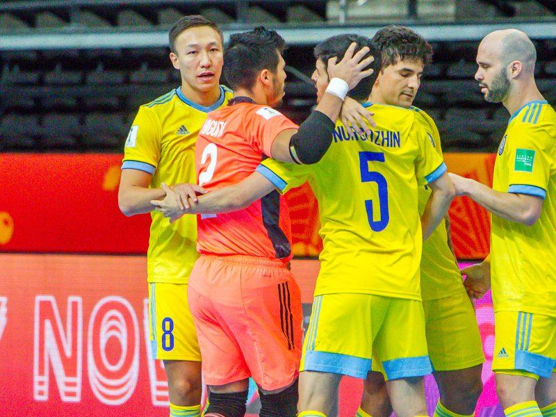 Kazachstanas – Tailandas 7:0 | Futsalo PČ