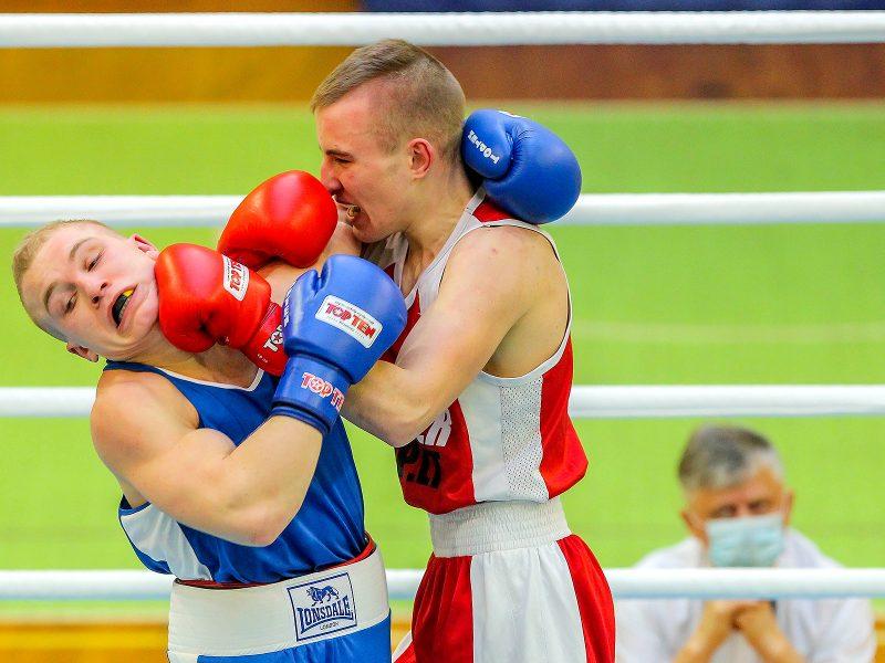 Lietuvos bokso čempionatas 2020. Finalai