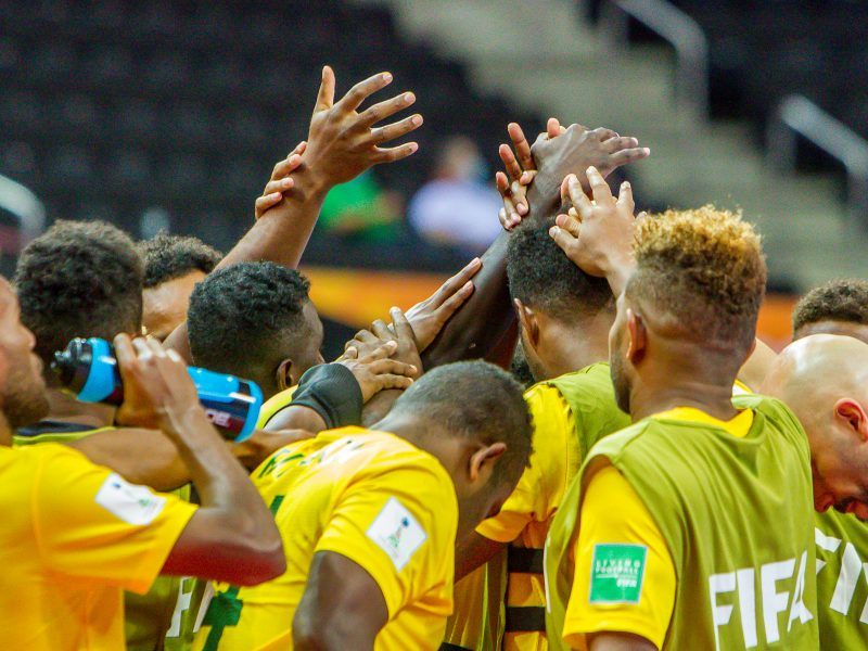 Saliamono salos – Portugalija 0:7   Futsalo PČ