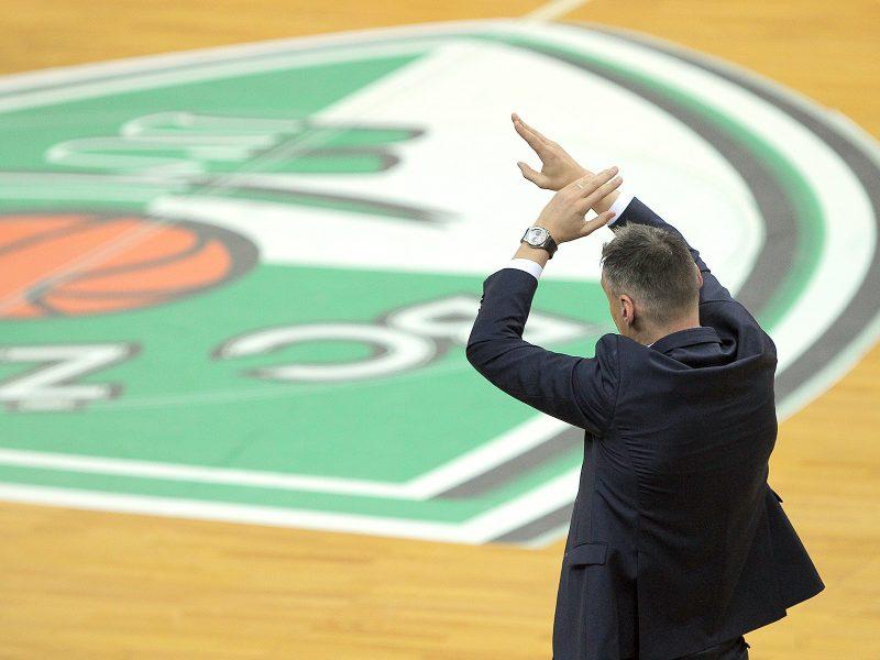 """Eurolygos ketvirtfinalis: """"Žalgiris"""" – """"Fenerbahce"""""""