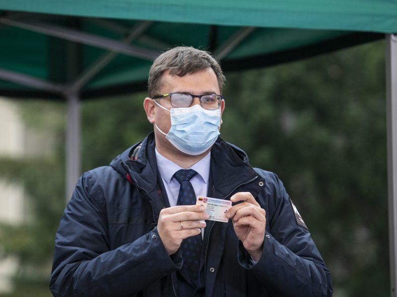 L. Kasčiūnas: Seimo NSGK kurs žvalgybos kontrolieriaus koncepciją