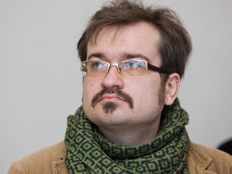 Prezidentė išbraukė žurnalistą Š. Černiauską iš valstybės apdovanotųjų sąrašo