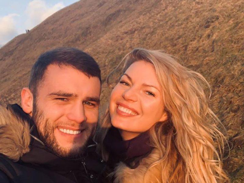 S. Mykolaitytė apie savo mylimąjį: jis yra vyriškas, mielas ir švelnus