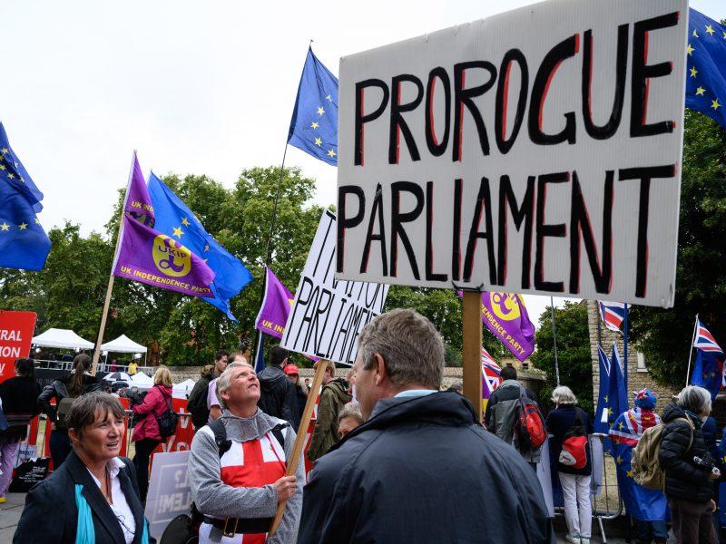 JK vyriausybė tvirtina, kad parlamento paleidimas nebuvo neteisėtas