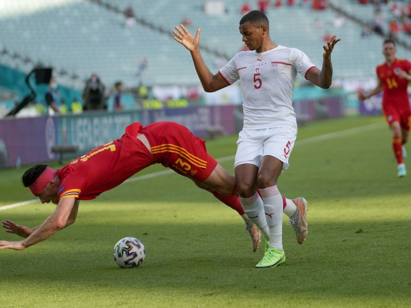 EURO 2020: Velsas – Šveicarija 1:1