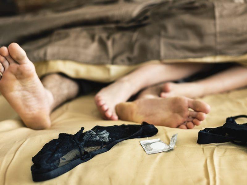 Seksualinis paauglių aktyvumas – kelias ne tik į depresiją