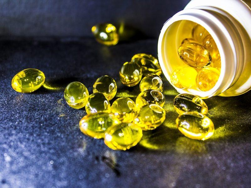 Omega-3 riebalų rūgščių nauda organizmui | Muscle Shop