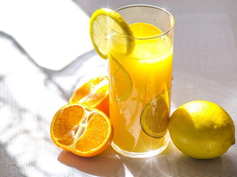Trys priežastys, kodėl pavasarį svarbu nepamiršti vitamino C